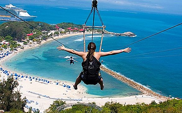 Zipline Jamaica - What an Adventure man