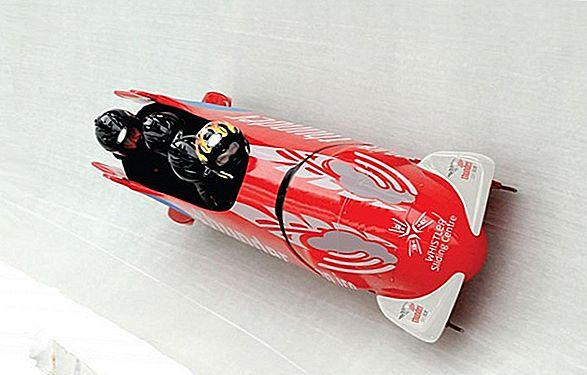 Whistler Bobsled, Momentul nostru olimpic