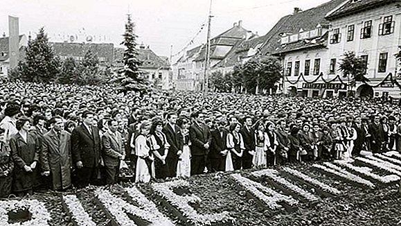 Turul comunist din Budapesta