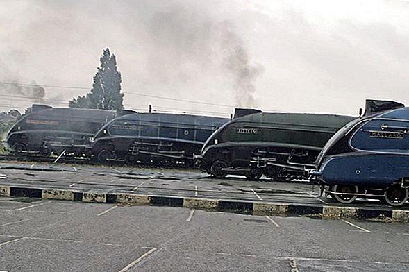Șapte Super Călătorii cu Trenul