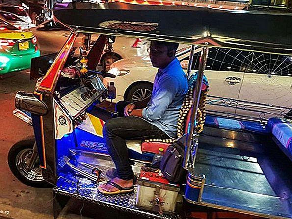Șoferul Tuk Tuk: o poveste despre zdrențe spre bogăție