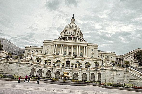 O plimbare în Washington DC - 12 monumente și monumente obligatorii