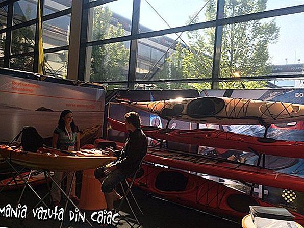 Kayak Whitewater - Ultima aventură din Ontario