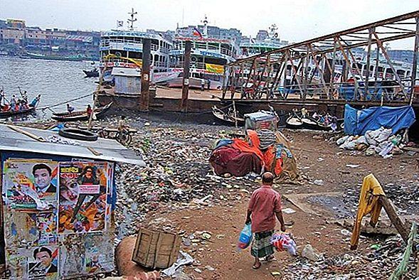 Индия грязная
