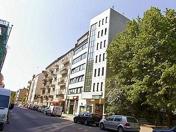 เช่าอพาร์ตเมนต์ในเบอร์ลิน