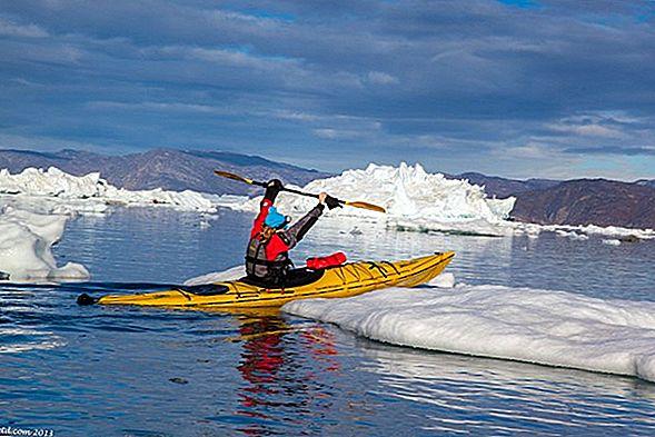 Sea Kayak Antarctica - การผจญภัยของชีวิต