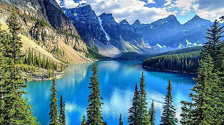 캐나다의 6 대 자연 경이로움은 실제로 존재하지 않을 것입니다.