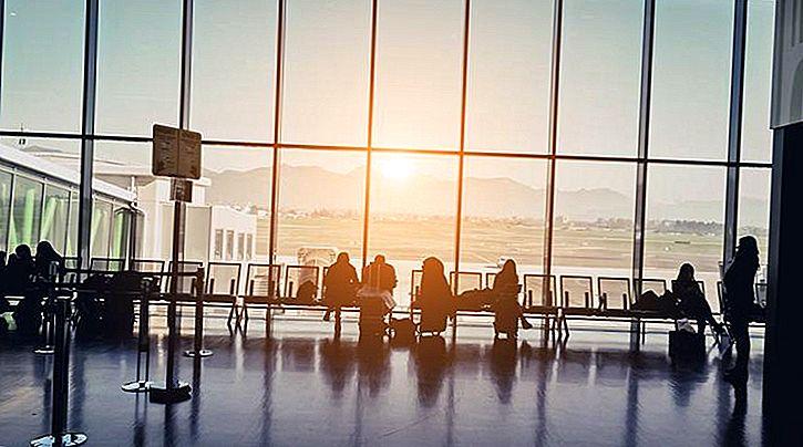 สนใจผู้โดยสาร! 5 สิ่งที่คุณไม่ควรทำที่สนามบิน