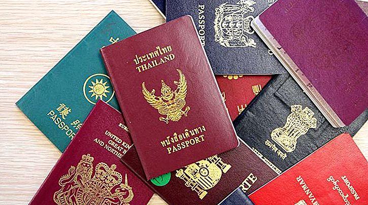 Захватывающие факты паспорта через весь мир