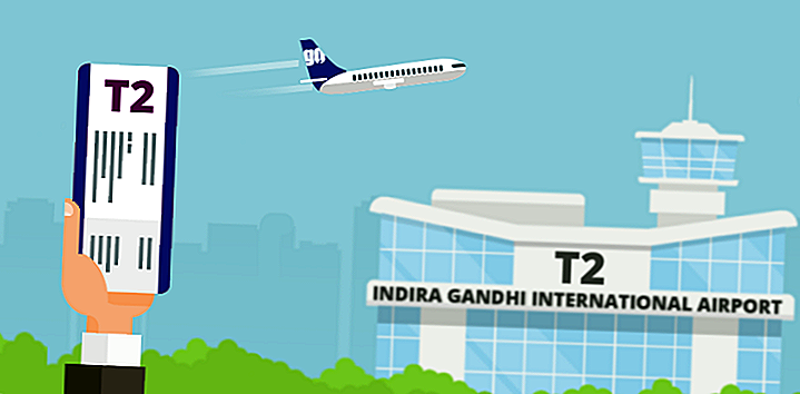 GoAir Flugoperationen verschoben von T1 zu T2 von IGIA