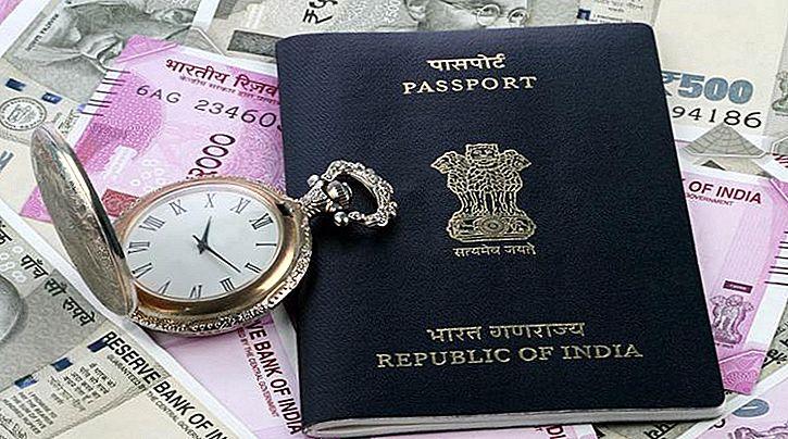 Il governo revoca le sue due principali decisioni sui passaporti indiani
