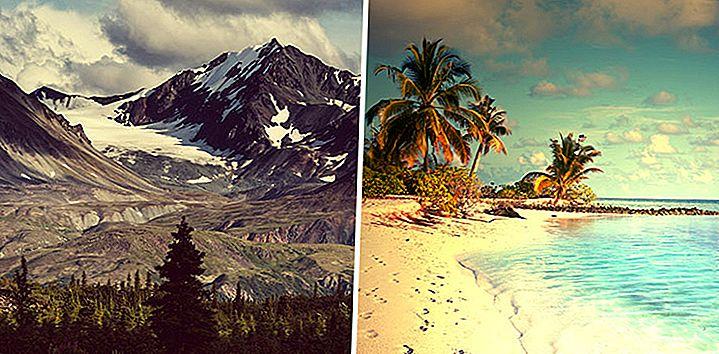 10 beste Länder reisen im Mai