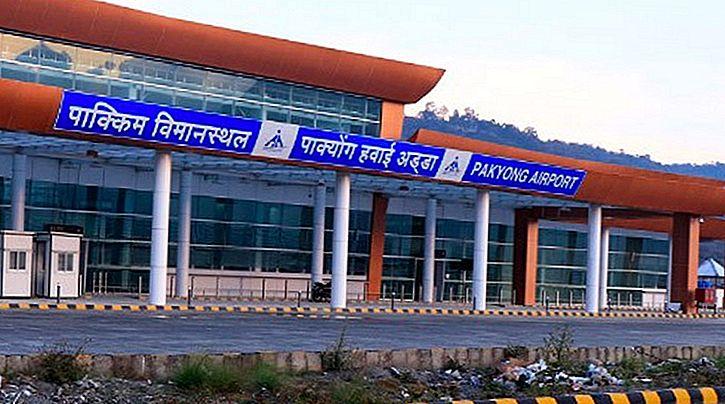 L'aeroporto di Pakyong apre la strada alla connettività aerea diretta al Sikkim