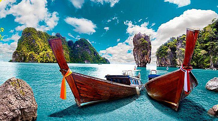 Тропический, традиционный и захватывающий! Ваше окончательное руководство по Таиланду