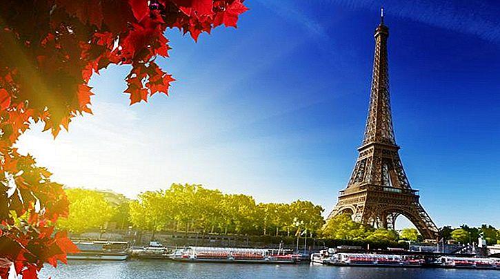 Wahre Geschichte! Die Farbe der Liebe könnte bald die Farbe des Eiffelturms sein
