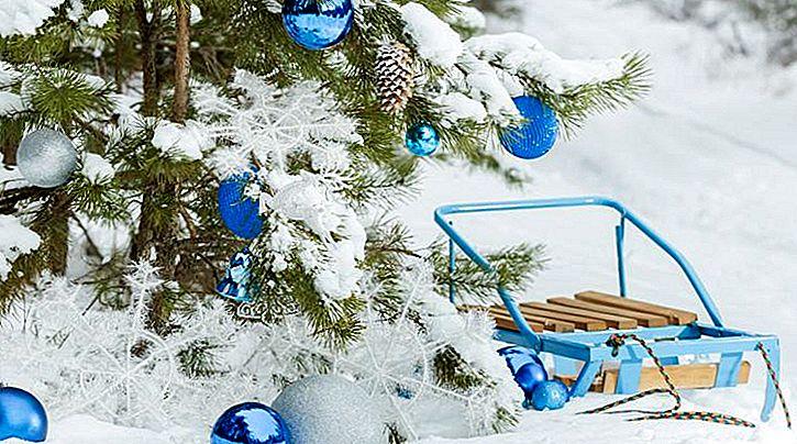 Белое Рождество! 6 Места, где Рождество - Снежное и Заклинание