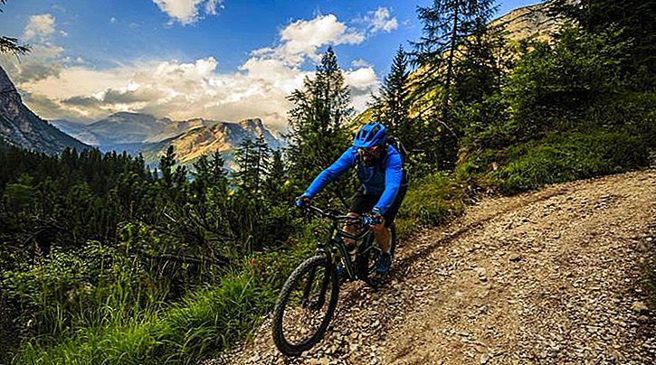 Weltweit höchstes Mountainbike-Rennen - Ort und Zeit aufgedeckt