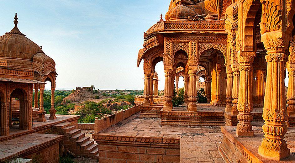 7 locuri cele mai bune din India pentru a celebra Anul Nou