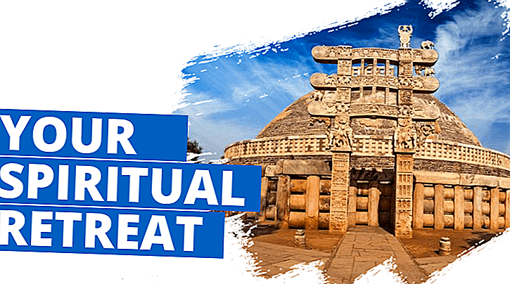 Ein Insider Guide zu Sanchi- The Spiritual Retreat!