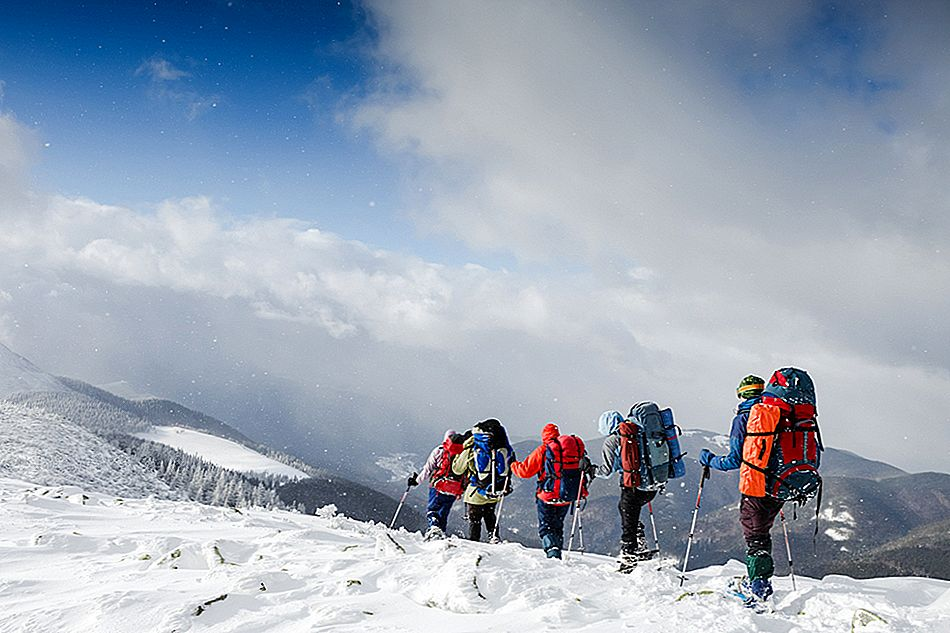 I migliori trekking invernali da fare prima che la neve si sciolga