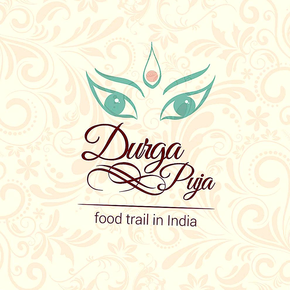 Durga Puja Food Trail rundt India: Ta din hakke!