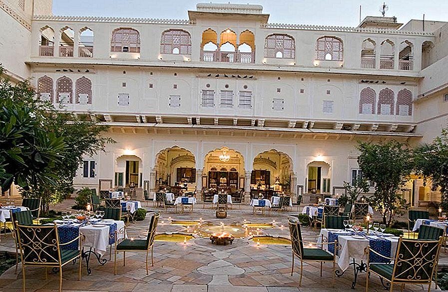 Erleben Sie Royalty in diesen Heritage Properties in Indien!