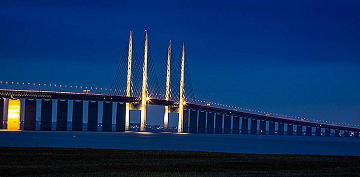 Экстремальные дороги и мосты, которые оставят вас обнаженным