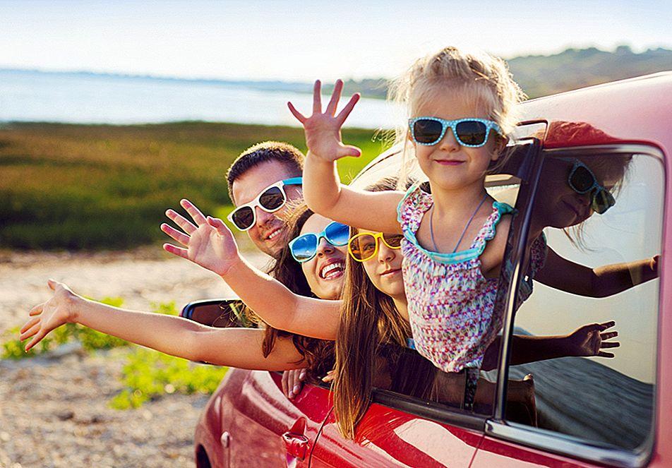 Regala a tuo figlio un viaggio indimenticabile in queste destinazioni per bambini