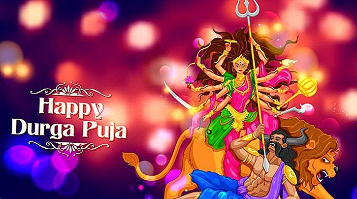 Погрузитесь в праздничный дух! Лучшие места для посещения во время Дурга Пуджа и Навратри