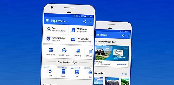 Aktualisieren Sie Ihre ixigo Train App, um die besten Funktionen zu erhalten!
