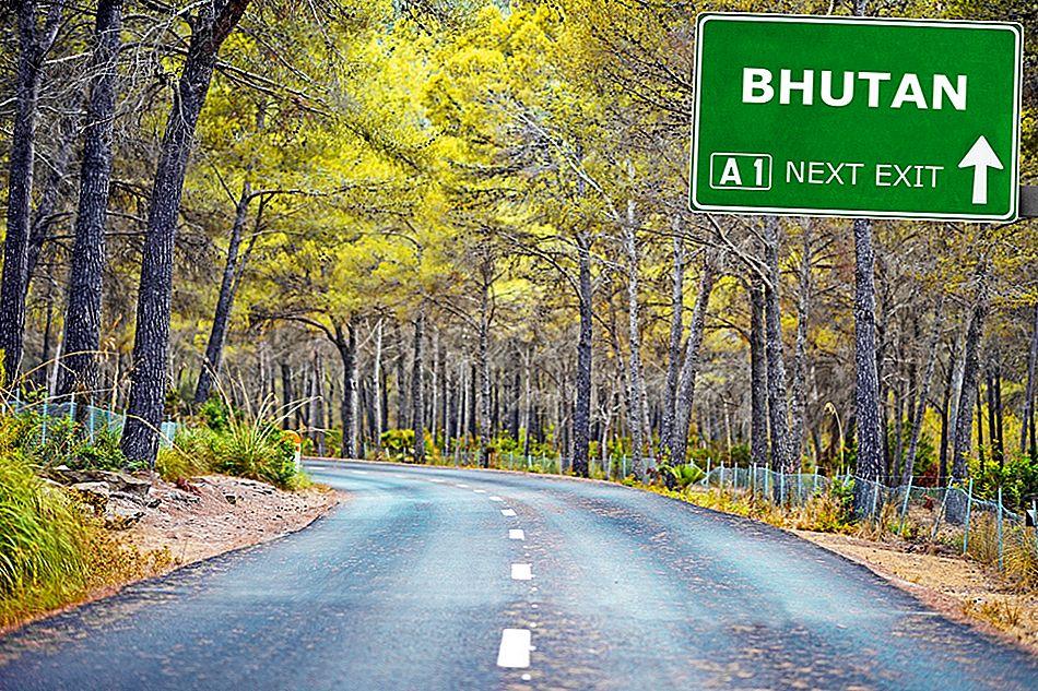 Поездка на велосипеде в самую счастливую страну-Бутан!