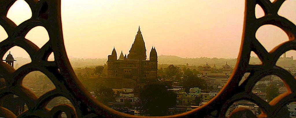 En tur til Orchha: Et Kingdom of Nowhere!