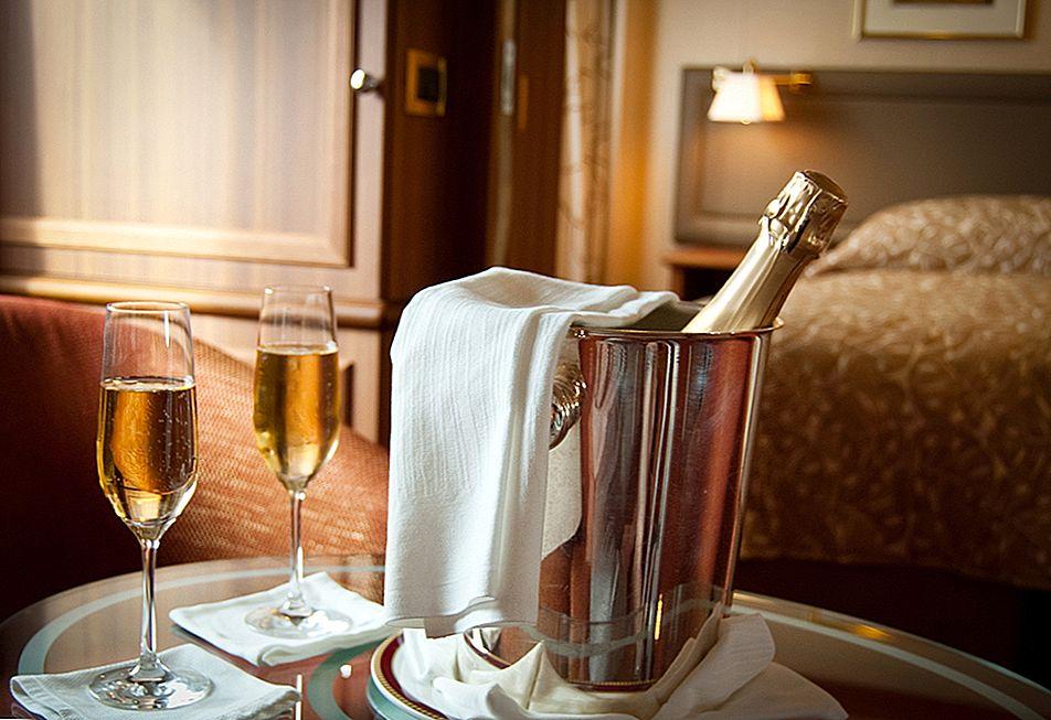 Лучшие роскошные отели в мире для экстравагантного отдыха