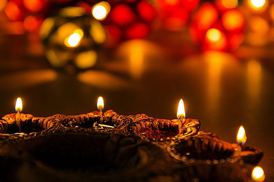 Праздники Дивали во всем мире
