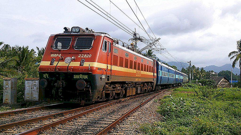 Индийская железная дорога объявляет новые правила для пассажиров