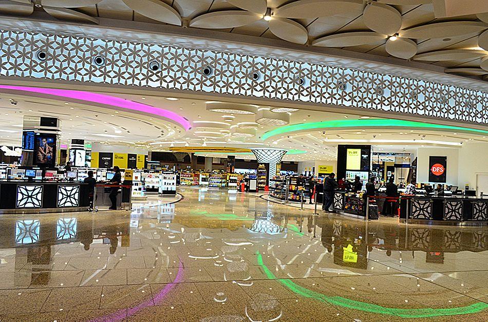 Jet Airways verlagert seinen Betrieb nach T2 am Flughafen Mumbai