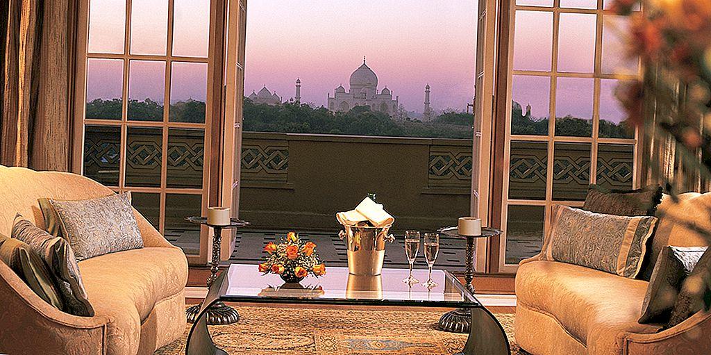 โรงแรมที่มีราคาแพงที่สุดในอินเดีย