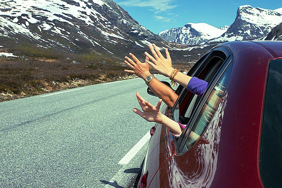 Top 7 Reiseziele mit unter 23 ° C im Juni