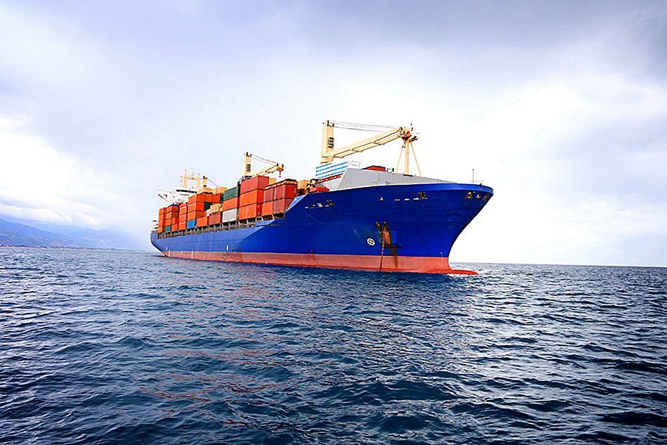 Rund um den Globus auf Frachtschiffen