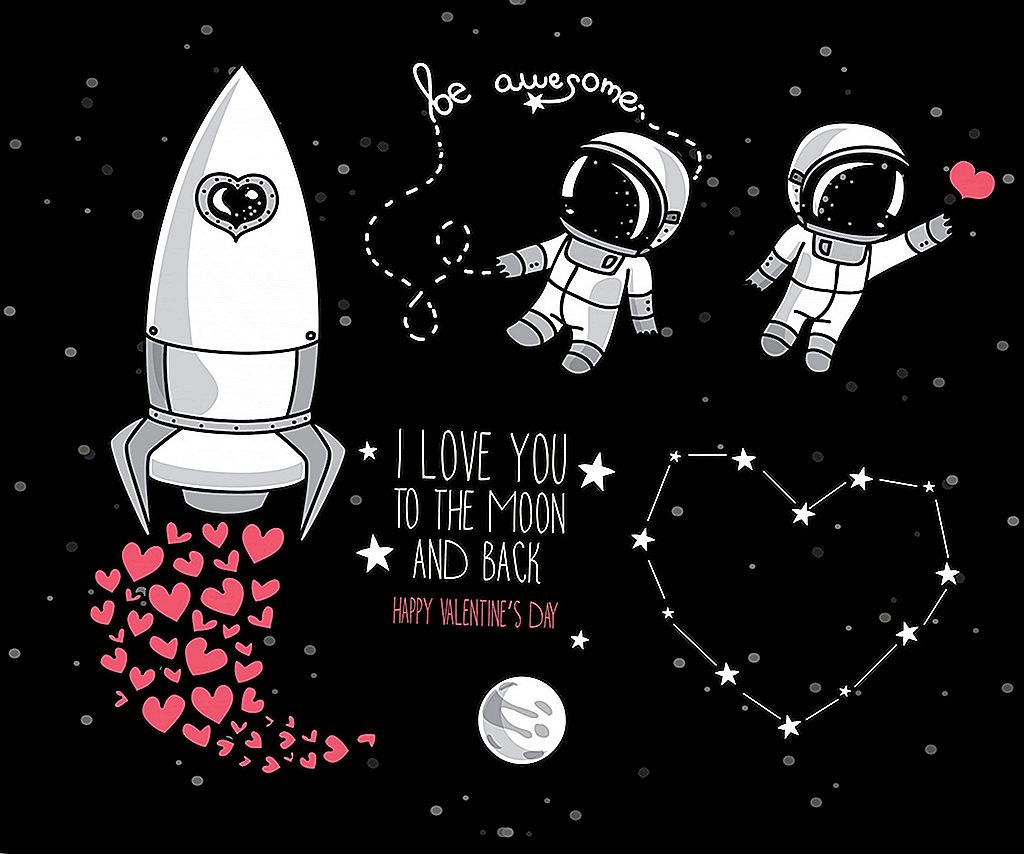 Offbeat Valentine's Destinations: To The Moon and Back кажется правильным!