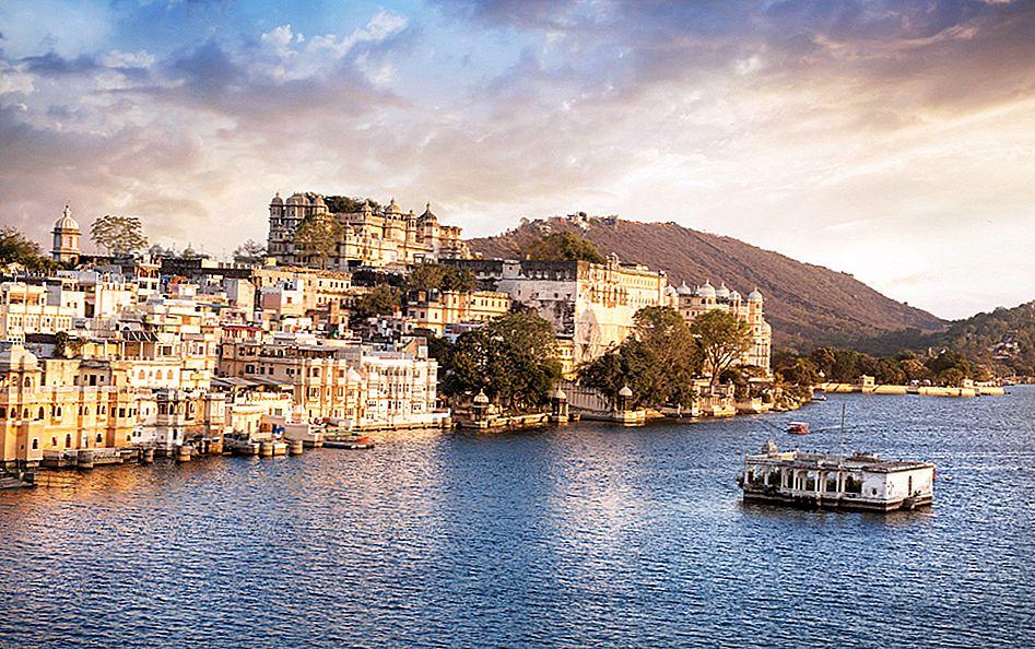 Умные города для умной Индии