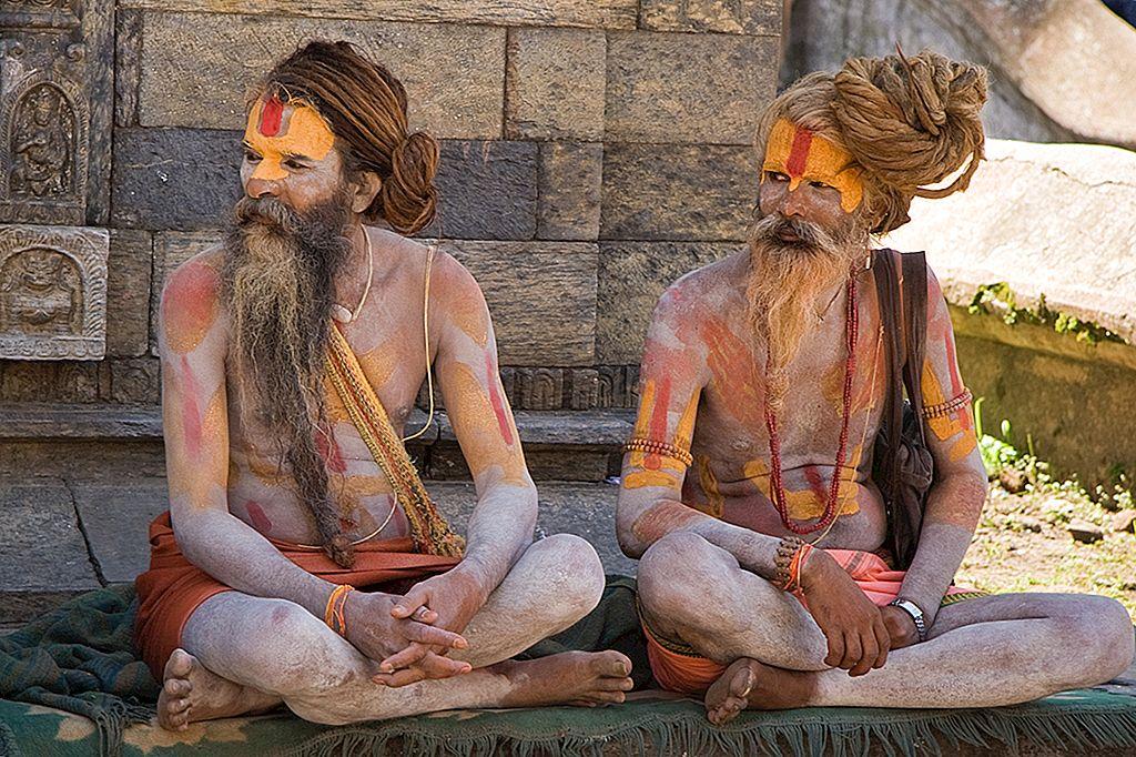 Der Mystiker Ardh Kumbh Mela von Nasik - 2015