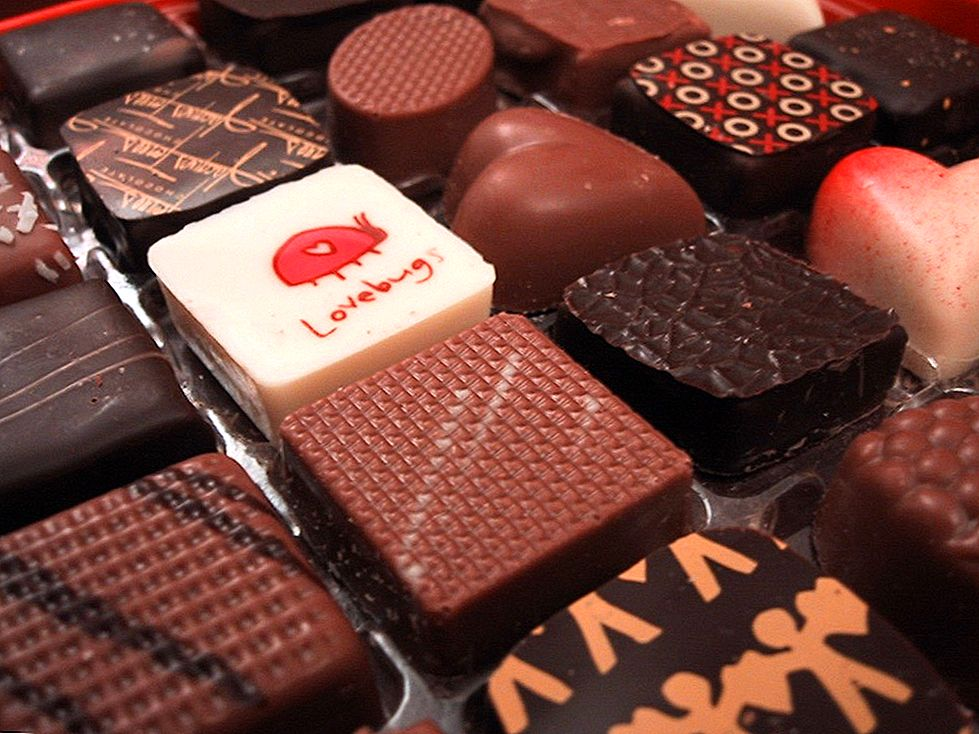 10 sjokolade å ha før du dør