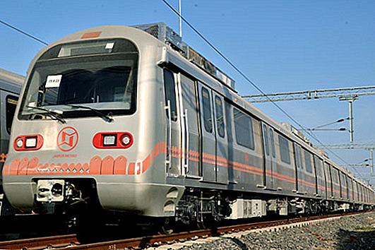 5 вещей, которые вы не знали о метро Джайпура!