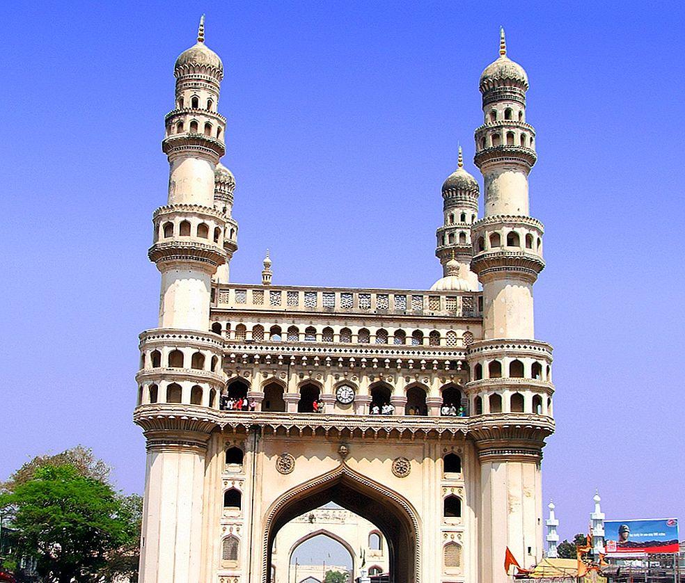 Еда Рамадан в Индии - Покрытие Дели, Мумбаи, Ченнаи и Хайдарабада.