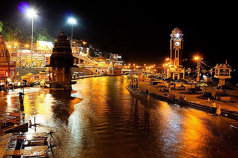 Ein Lokalführer für Haridwar