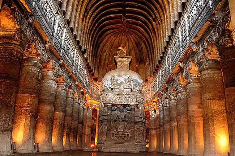 Ajanta-Ellora: Antike Kunst