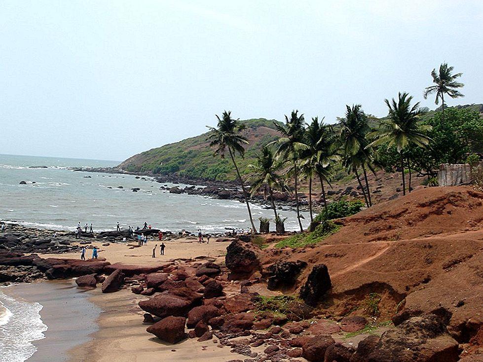 Anjuna Beach: So viel zu schwärmen