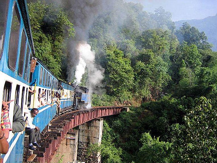Nilgiri 산 철도