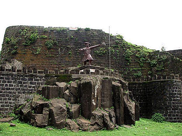 Panhala: Memoiren eines Forts